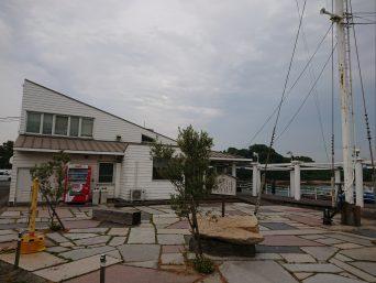 新岡山港・高島