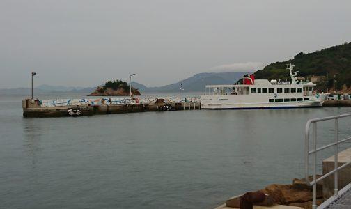 大島海上タクシー乗り場