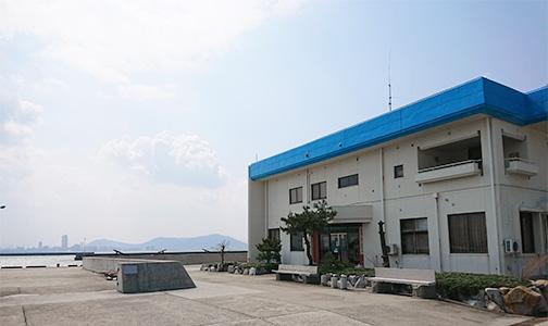 女木島海上タクシー乗り場
