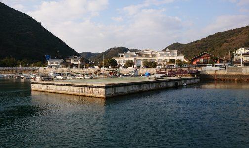 渋川港海上タクシー乗り場