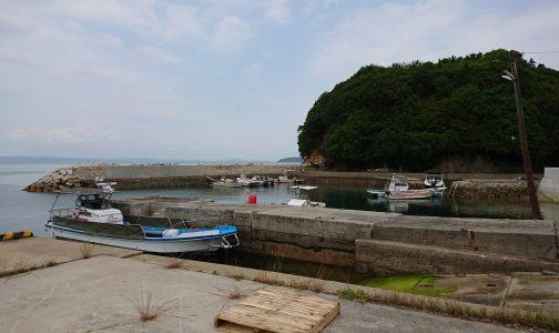 小豊島海上タクシー乗り場