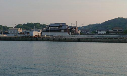 積浦港海上タクシー乗り場